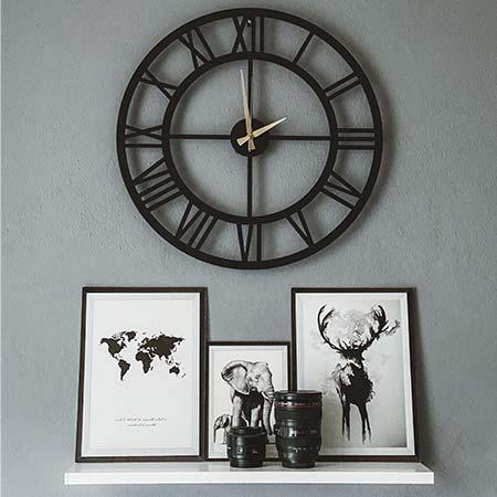 כך תסגננו את הבית באמצעות שעוני קיר מעוצבים
